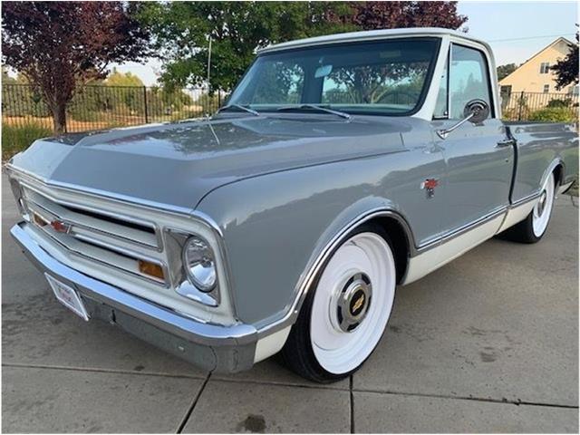 1967 Chevrolet Automobile (CC-1533402) for sale in Roseville, California