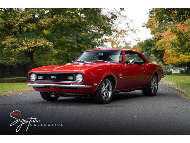 1968 Chevrolet Camaro (CC-1533404) for sale in Green Brook, New Jersey