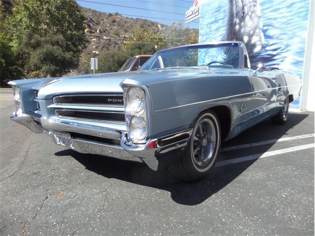 1966 Pontiac Catalina (CC-1533405) for sale in Laguna Beach, California