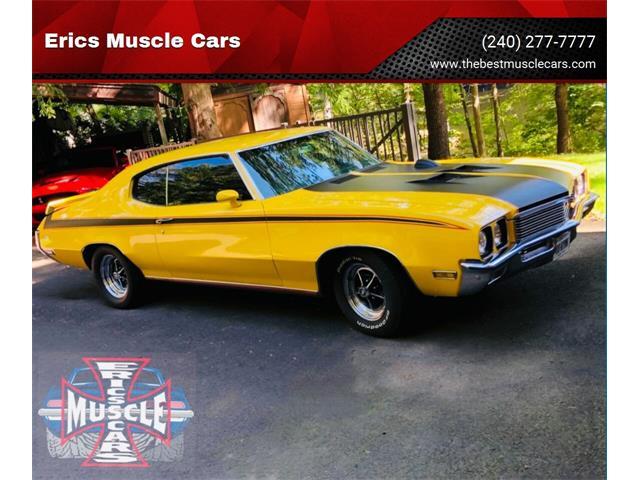 1972 Buick Gran Sport (CC-1533412) for sale in Clarksburg, Maryland