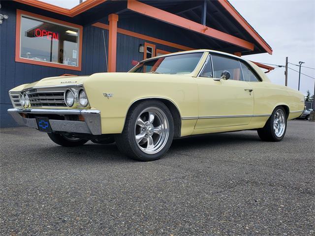1967 Chevrolet Chevelle Malibu (CC-1533427) for sale in Tacoma, Washington