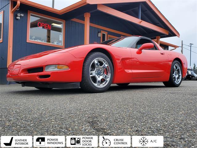 1999 Chevrolet Corvette (CC-1533428) for sale in Tacoma, Washington