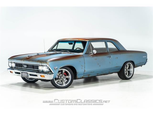 1966 Chevrolet Chevelle (CC-1533437) for sale in Island Lake, Illinois