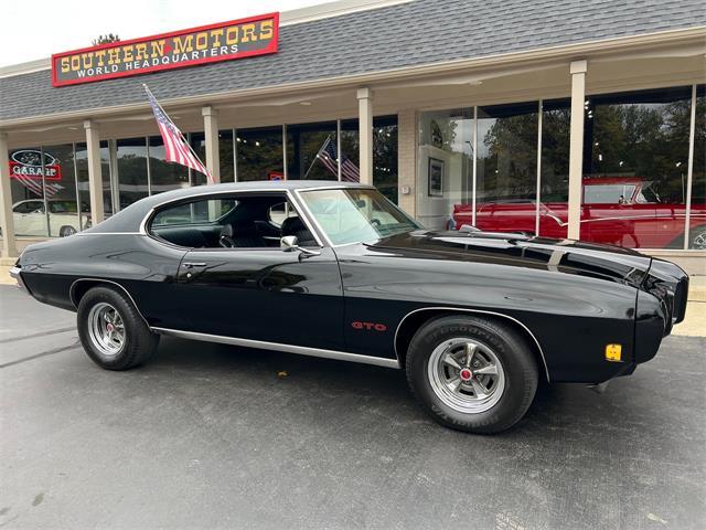 1970 Pontiac GTO (CC-1533449) for sale in CLARKSTON, Michigan
