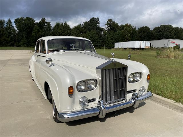 1963 Rolls-Royce Silver Cloud III (CC-1533451) for sale in Madison , Mississippi
