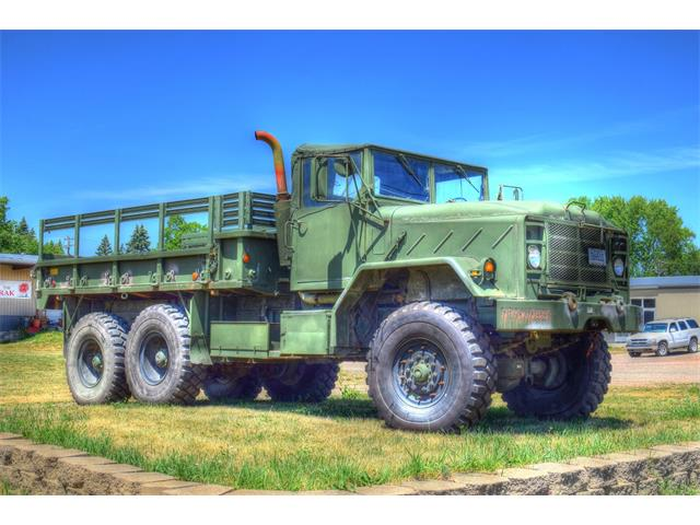 1985 AM General M923 (CC-1533452) for sale in Watertown, Minnesota