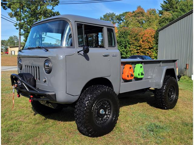 1959 Jeep FC-170 (CC-1533458) for sale in hopedale, ma