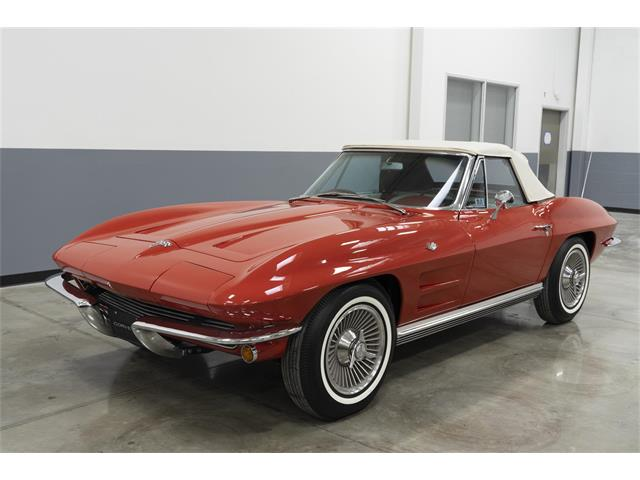 1964 Chevrolet Corvette (CC-1533461) for sale in Leeds, Alabama