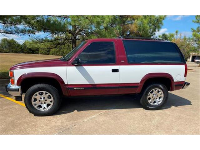 1992 Chevrolet Blazer (CC-1533474) for sale in Shawnee, Oklahoma
