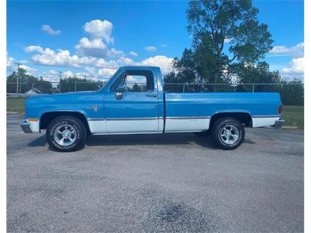1983 Chevrolet Silverado (CC-1533476) for sale in Shawnee, Oklahoma