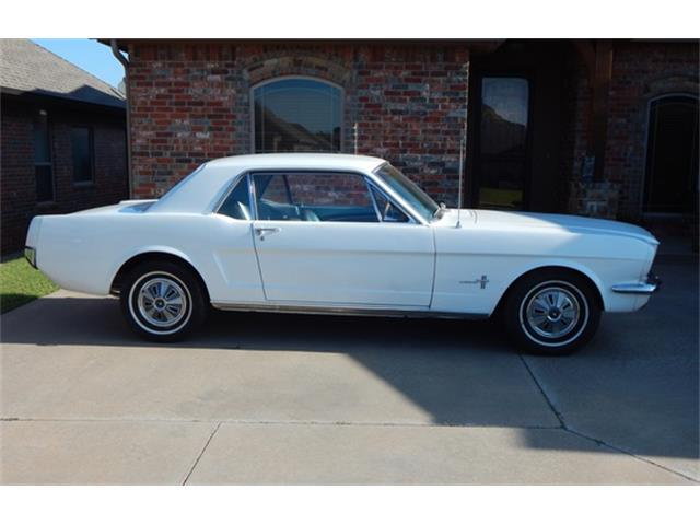 1966 Ford Mustang (CC-1533477) for sale in Shawnee, Oklahoma