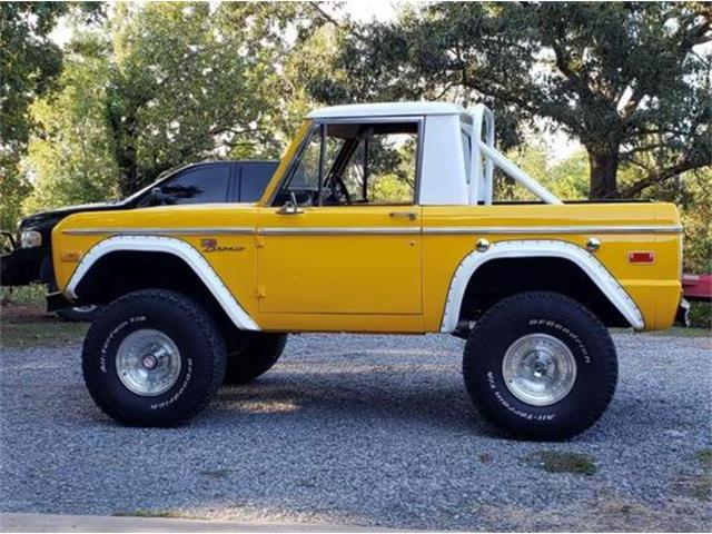 1974 Ford Bronco (CC-1533482) for sale in Shawnee, Oklahoma