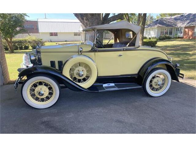 1931 Ford Model A (CC-1533484) for sale in Shawnee, Oklahoma