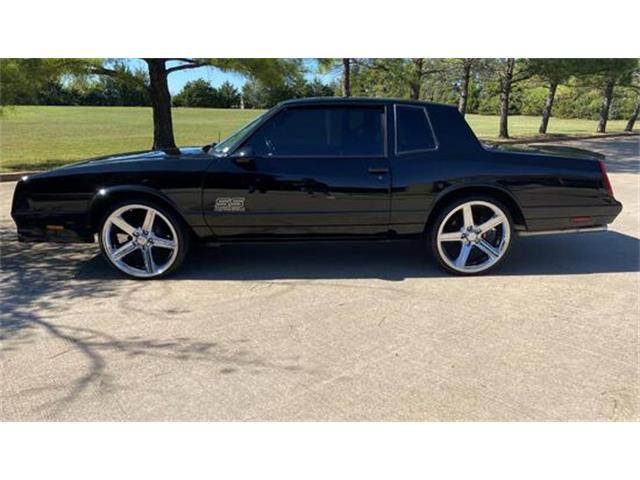 1986 Chevrolet Monte Carlo (CC-1533485) for sale in Shawnee, Oklahoma