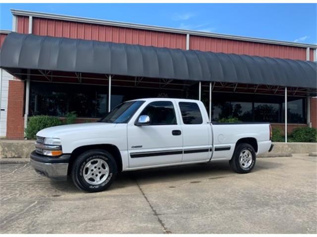 2000 Chevrolet Silverado (CC-1533486) for sale in Shawnee, Oklahoma