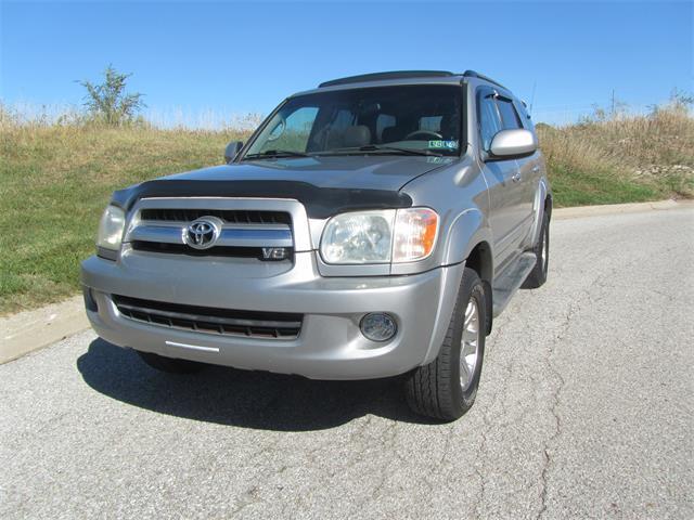 2005 Toyota Sequoia (CC-1533487) for sale in Omaha, Nebraska
