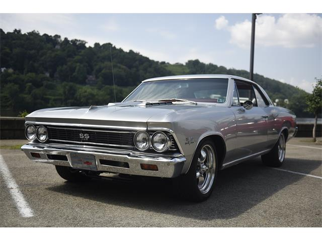1966 Chevrolet Chevelle SS (CC-1533490) for sale in Pittsburgh, Pennsylvania
