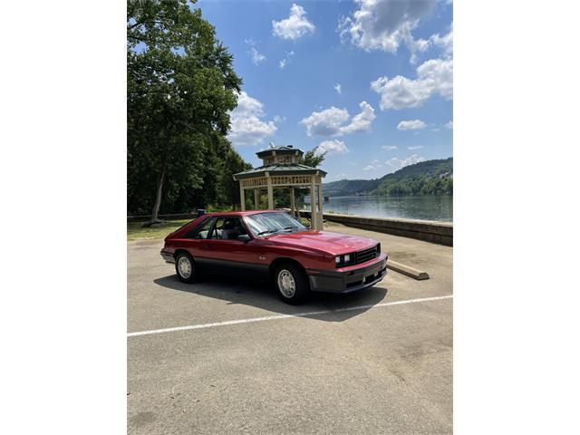 1985 Mercury Capri (CC-1533492) for sale in Pittsburgh, Pennsylvania