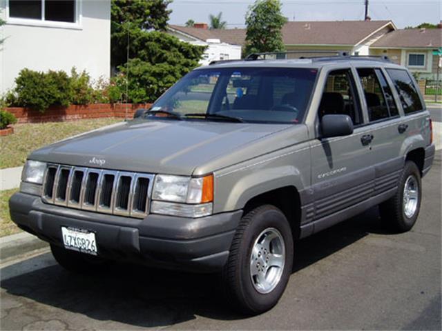 1997 Jeep Grand Cherokee (CC-1533493) for sale in Cambridge, Massachusetts