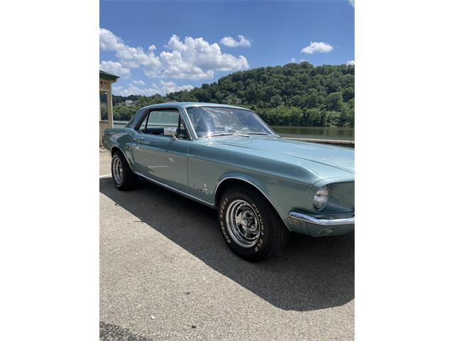 1968 Ford Mustang (CC-1533494) for sale in Pittsburgh, Pennsylvania