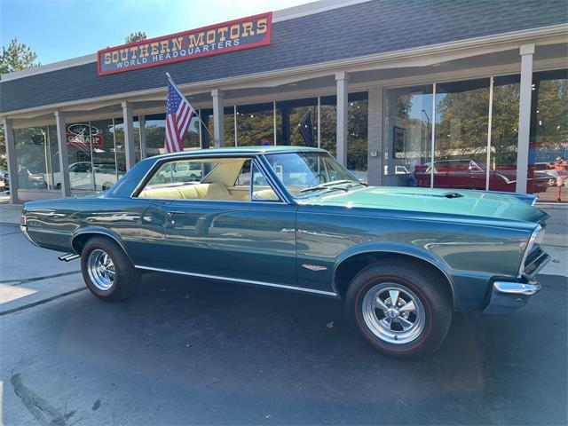 1965 Pontiac GTO (CC-1533499) for sale in CLARKSTON, Michigan