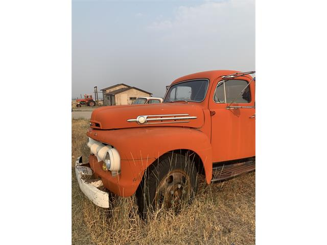 1952 Ford F5 (CC-1533501) for sale in Bozeman, Montana