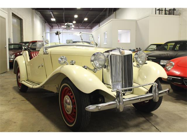 1950 MG TD (CC-1533505) for sale in Cleveland, Ohio