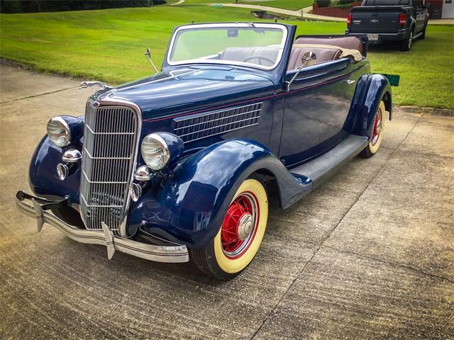 1935 Ford Cabriolet (CC-1533506) for sale in Leeds, Alabama