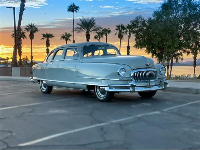 1951 Nash Ambassador (CC-1533513) for sale in Lake Havasu City, Arizona
