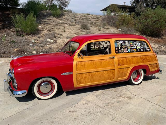 1949 Ford Wagon (CC-1533515) for sale in spring valley, California