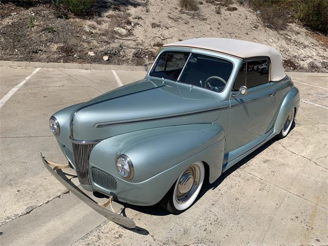 1941 Ford Super Deluxe (CC-1533517) for sale in Spring Valley, California