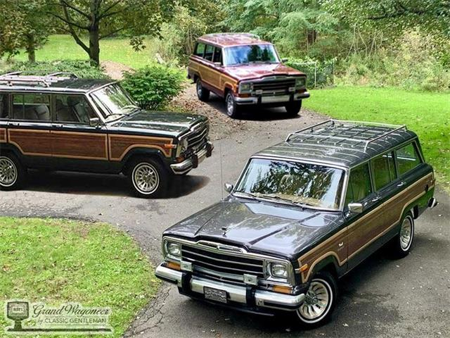 1986 Jeep Grand Wagoneer (CC-1533518) for sale in Bemus Point , New York