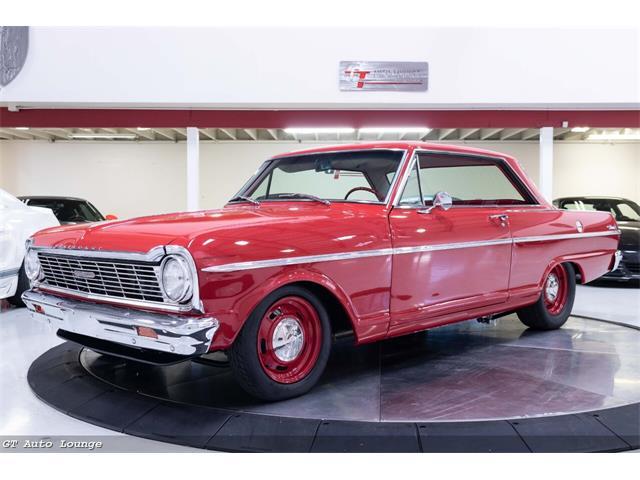 1965 Chevrolet Nova (CC-1533519) for sale in Rancho Cordova, CA, California