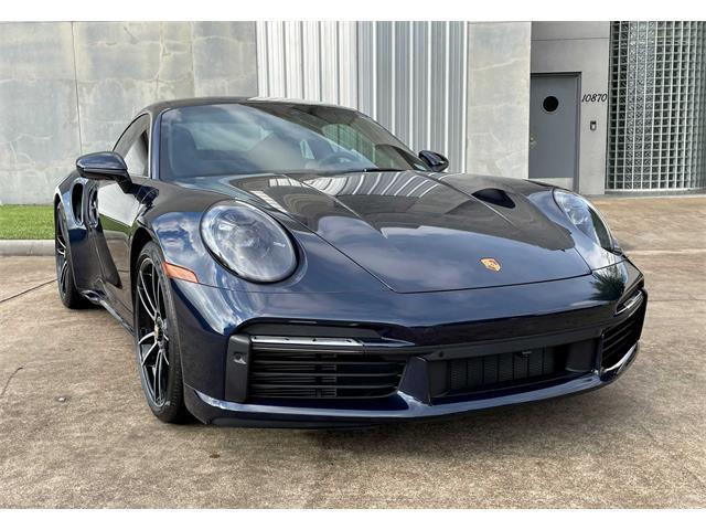 2021 Porsche 911 Turbo S (CC-1533526) for sale in Houston, Texas