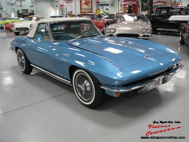 1965 Chevrolet Corvette (CC-1533527) for sale in Summerville, Georgia