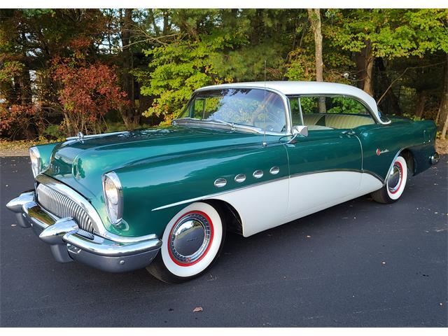 1954 Buick Roadmaster (CC-1533530) for sale in hopedale, Massachusetts