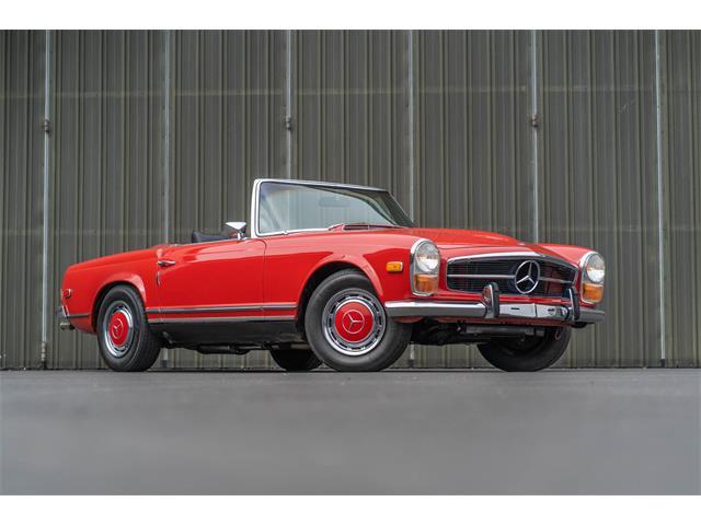 1971 Mercedes-Benz 280SL (CC-1533532) for sale in Monterey, California