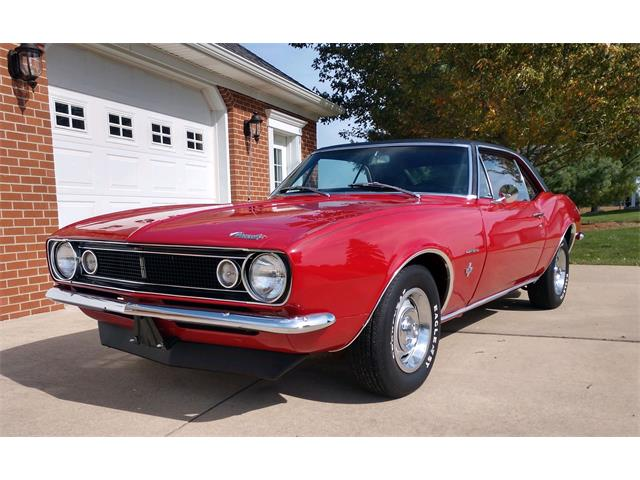 1967 Chevrolet Camaro (CC-1533556) for sale in Anderson, Indiana