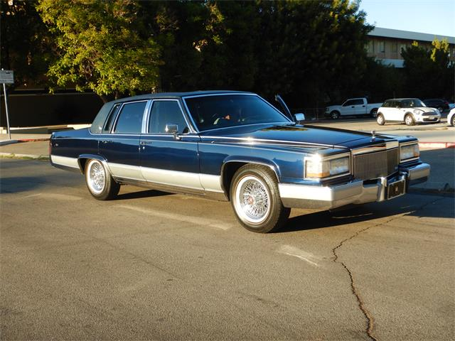 1992 Cadillac Brougham (CC-1533562) for sale in Woodland Hills, United States