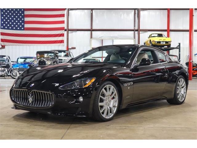 2012 Maserati GranTurismo (CC-1533570) for sale in Kentwood, Michigan