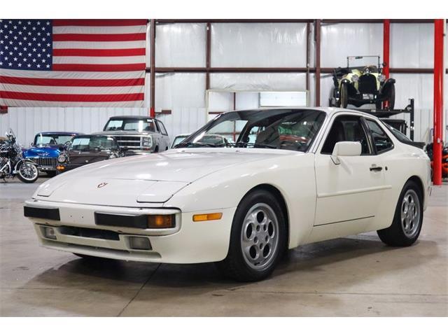 1987 Porsche 944 (CC-1533575) for sale in Kentwood, Michigan