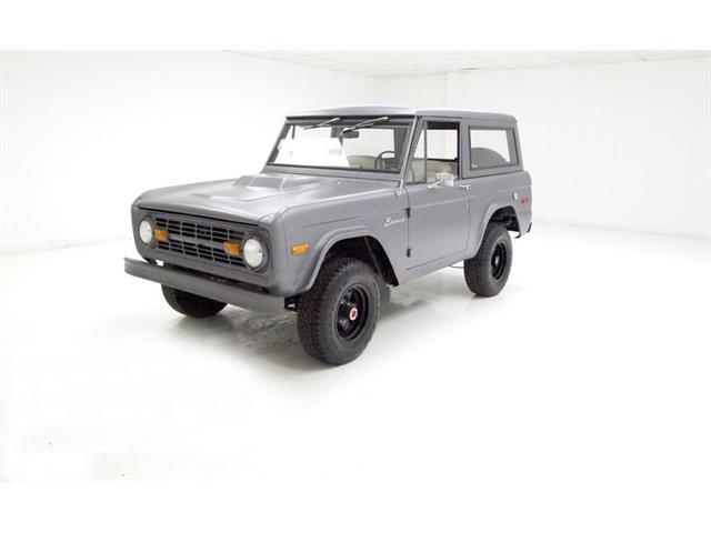 1972 Ford Bronco (CC-1533581) for sale in Morgantown, Pennsylvania