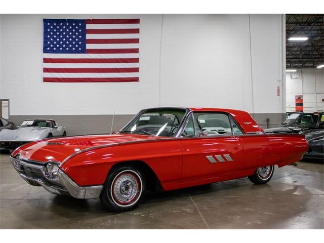 1963 Ford Thunderbird (CC-1533584) for sale in Kentwood, Michigan