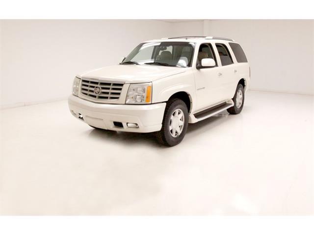 2002 Cadillac Escalade (CC-1533585) for sale in Morgantown, Pennsylvania