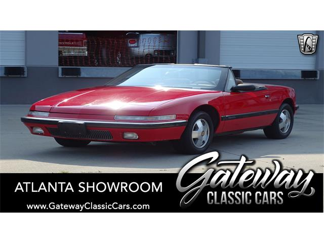 1990 Buick Reatta (CC-1533587) for sale in O'Fallon, Illinois