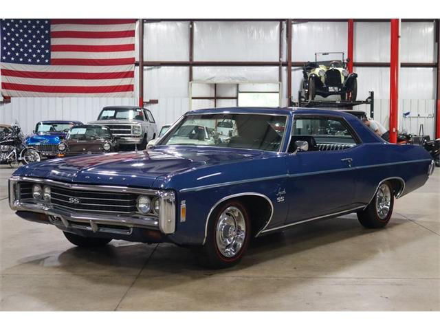 1969 Chevrolet Impala (CC-1533588) for sale in Kentwood, Michigan