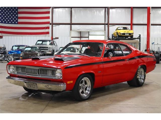 1972 Plymouth Duster (CC-1533591) for sale in Kentwood, Michigan
