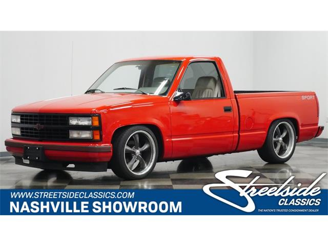 1992 Chevrolet C/K 1500 (CC-1533605) for sale in Lavergne, Tennessee