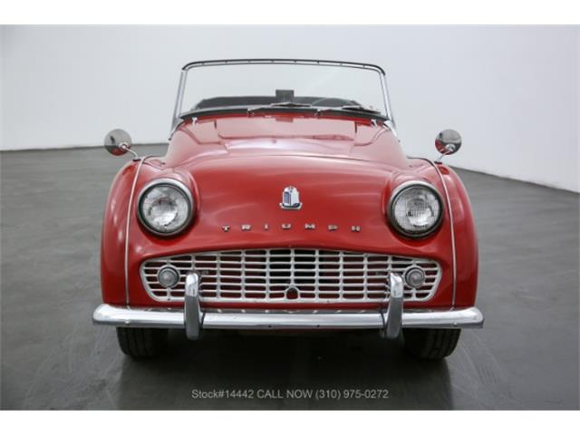 1959 Triumph TR3A (CC-1533611) for sale in Beverly Hills, California