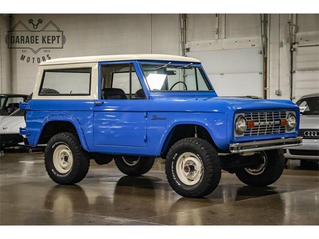 1975 Ford Bronco (CC-1533616) for sale in Grand Rapids, Michigan